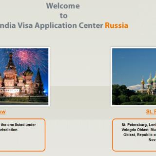 Возобновление работы Индийских визовых центов в Москве и Санкт-Петербурге - превью